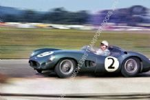ASTON MARTIN DBR1 Stirling Moss Goodwood TT 1959